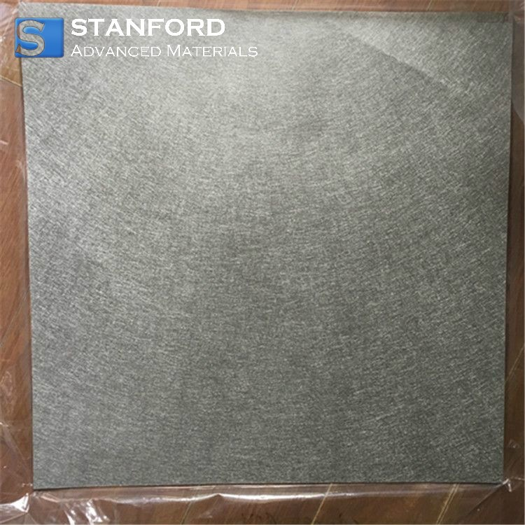 MF2788 FeCrAl Sintered Fiber Felt