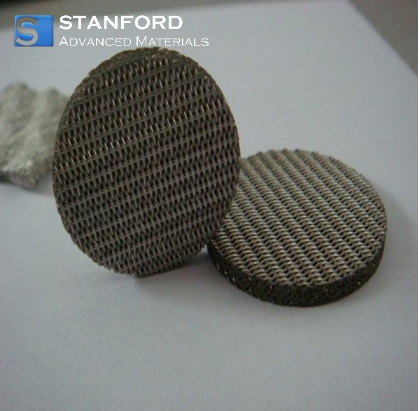 MF2789 Sintered Filter Disc