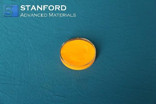 PM2843 Orange Silicate LED Phosphor Powder