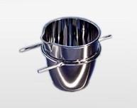 PTU0415 Platinum Crucible & Mold (Replacements for Vulcan)