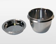PTU0435 Platinum Crucible & Mold (Replacements for Phoenix)